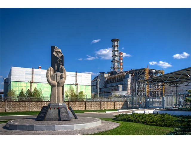 Chernobyl, Ukraine, site of the worst nuclear accident in 1986. Radioactive pollution affected much of Europe [Matt Shalvatis]