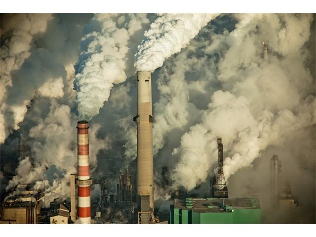 Getting oil from Alberta tar sands, Canada [kris krüg]